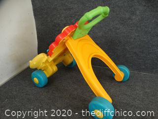 Walking Baby Toy