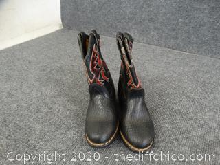 Toddler Boots 8D