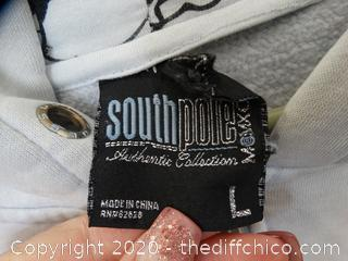 South Pole Sweatshirt large
