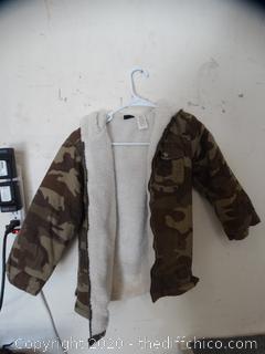 Cameo Jacket Small