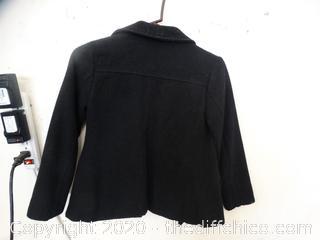 Old Navy Black Coat med