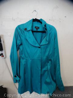 B WEAR Blue Jacket Large