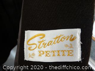 Stratton Petite Coat Small-Med