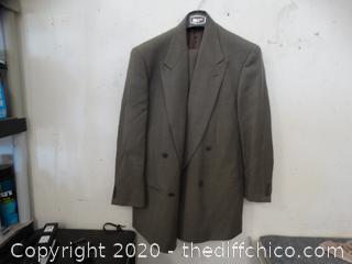 Giorgio Armani Suit Size 42