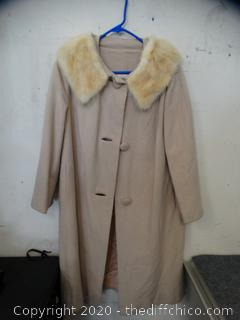 Steinfelds Fur Jacket Size S Or M ?