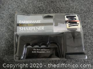 Farber Ware Knife Sharpener