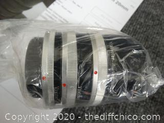 Vivitar Automatic Extension AT4FL-FD 20MM x 36MM