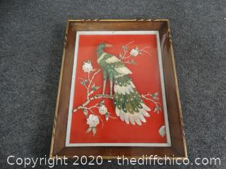 Unique Bird Picture Art
