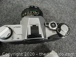 Canon AT-1 Camera