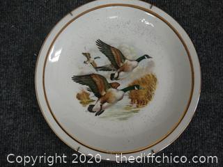 Broadhurst Bros Burslem Plate Made In England