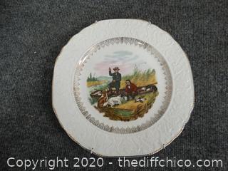 Strafford By Wood And Sons Burslem England Plate