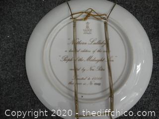 AK Kaisu 1872 West Germany Plate