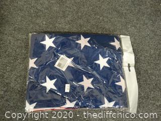 New 3'x5' United States Flag