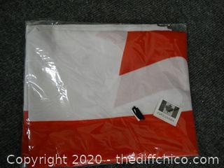 New 3'x5' Canada Flag
