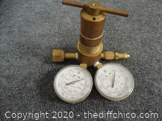 Inert Gas Regulator
