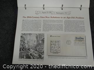 Readers Digest First Day Cover Collection