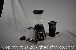 Working Oster Blender, Mr Coffee Grinder and More