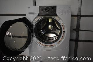 Working Kenmore Elite Front Load Washer w/Pedestal