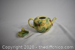 Tea Pot made in Italy
