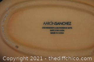 Aaron Sanchez Lazy Susan-8 pieces