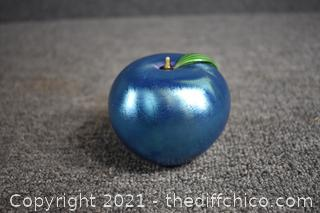 Signed Orient and Flume Apple with Label