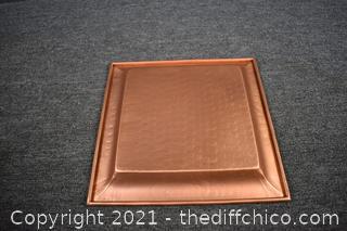 Copper Platter