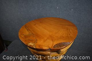 Unique Wood Table