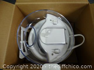 Bravetti Gel Canister Ice Cream Maker
