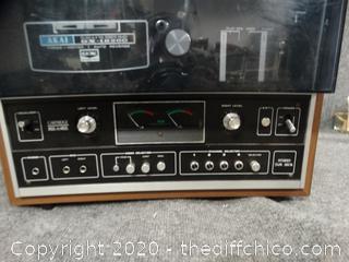 Akai GX-1820D Player