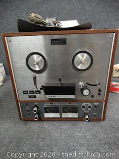 TEAC Stereo Tape Deck