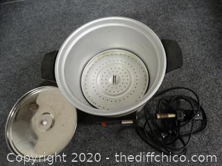 Hitachi Food Steamer/Rice Cooker