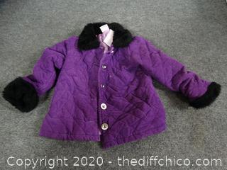 Nannette´s Girls´ Jacket - Size 3T