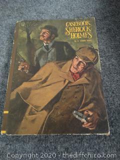 1968 Edition of Casebook of Sherlock Holmes