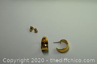Pair of Monet Earrings