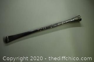 Antique Sterling Silver Cigarette Holder