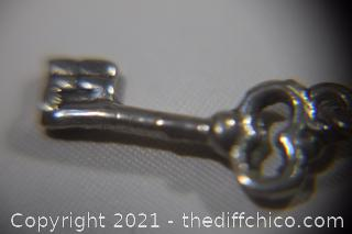 15 Sterling Silver Charms