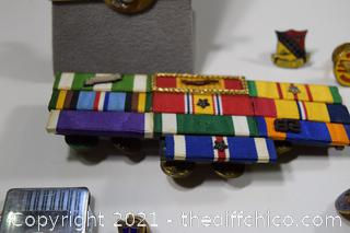 Military Pins and More