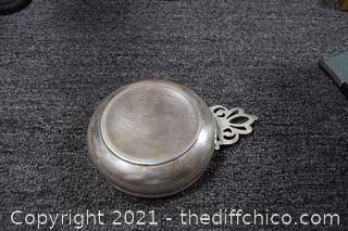 Lunt Sterling Silver Bowl 191