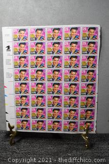 50 Elvis 29cent Stamps