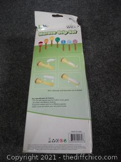 Wii Maraca Grip Set