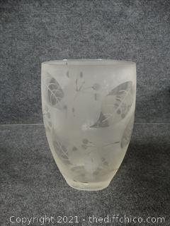 Studio Crystal Vase