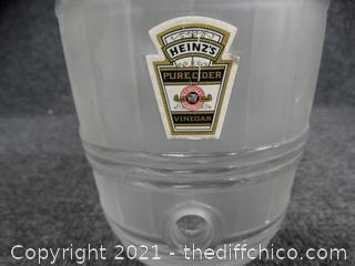 Heinz Glass Jar