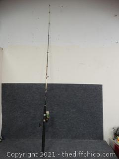 R2F Fishing Pole