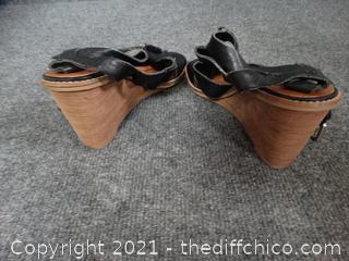 Dolo Vita Wedges - Size 6 1/2