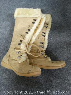 Soda Boots