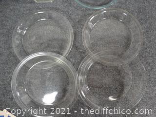 Pyrex & Anchor Glassware