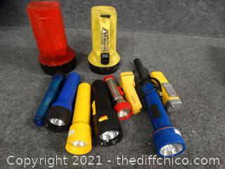Flashlight Lot