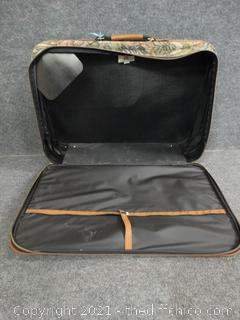 American Tourist Luggage Case on Wheels