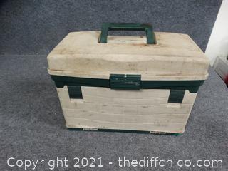 Plano Tackle Box w/ Accessories