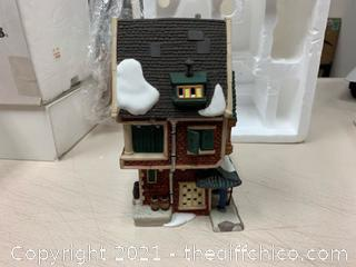Department 56 Dickens Village The China Trader Figure (J1)